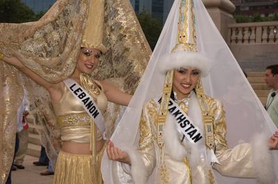 Misses Lebanon and Kazakhstan