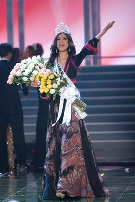 Miss Universe 2007 Riyo Mori from Japan