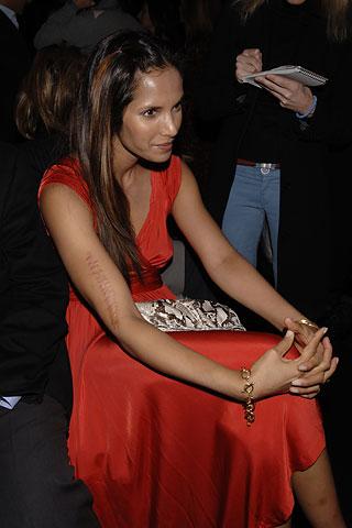 Padma Lakshmi at DVF